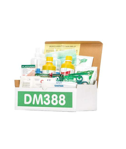 PACCO REINTEGRO BASE ALL. 1 DM388 S/SFIGMOMANOMETRO PDM091