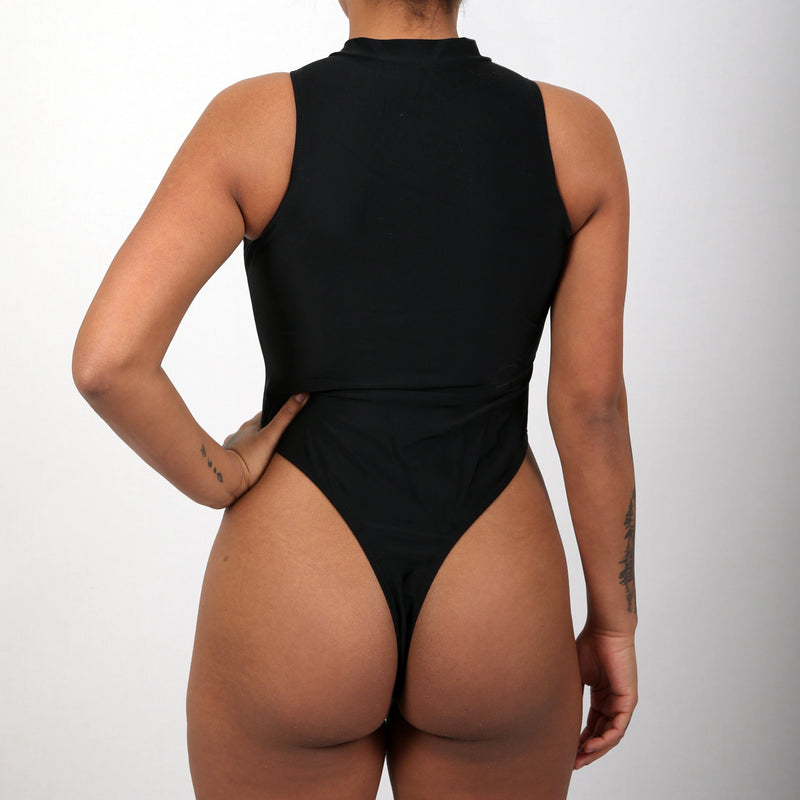 Elena Black One piece