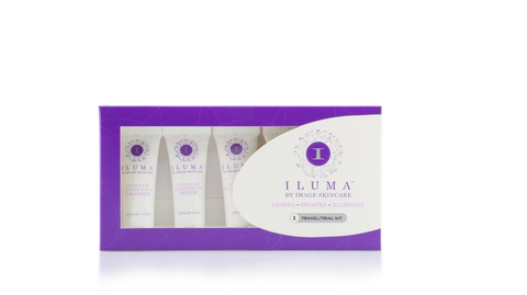 Image Iluma Lightening Trial/Travel Kit - Go See Christy Beauty