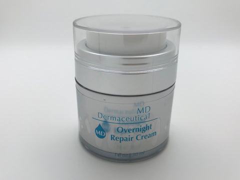 MD Dermaceutical-Overnight Repair Cream - Go See Christy Beauty