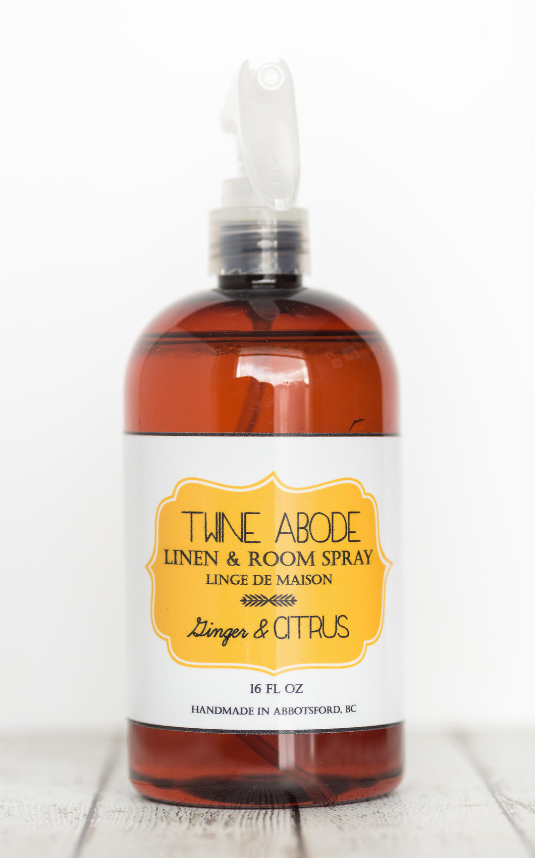 Linen and Room Spray