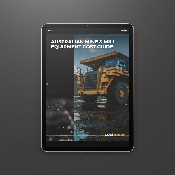Australian Mine & Mill Equipment Cost Guide 2016