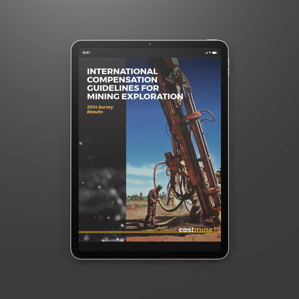 International Compensation Guidelines for Mining Exploration 2014 - Digital