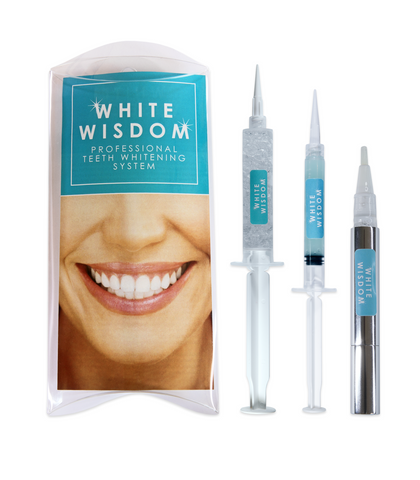 White Wisdom Dental Care Essential Kit