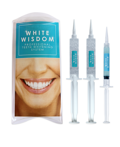 White Wisdom Dental Care Maintenance Kit