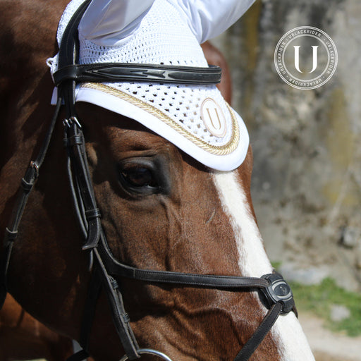 Black Competition | Cuffia da cavallo