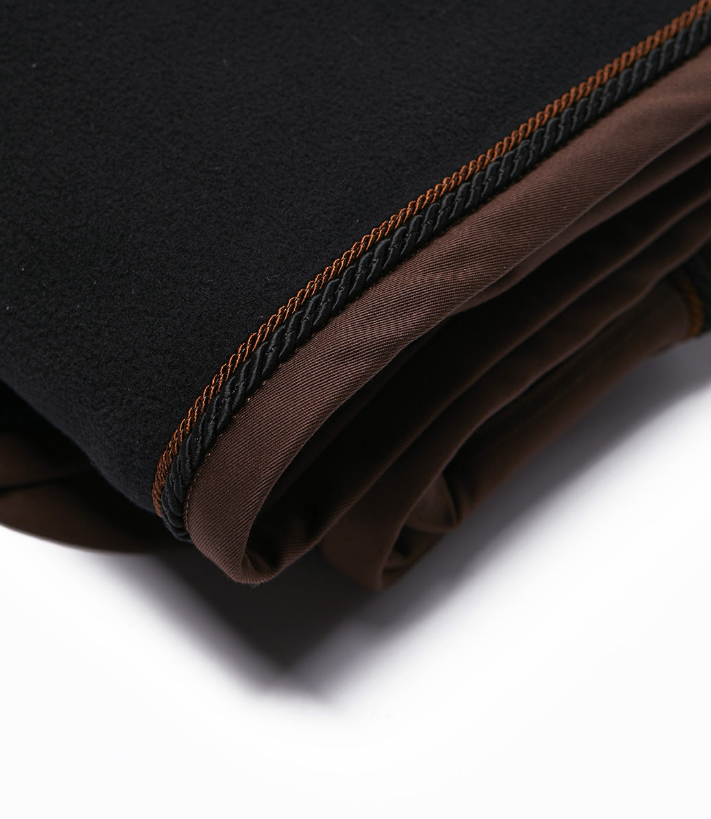 Black Coffe | Coperta in pile da cavallo