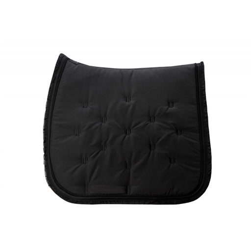 BLACK LADY DRESSAGE SADDLE PAD