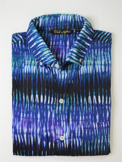 Trance Print Casual Men's Shirt