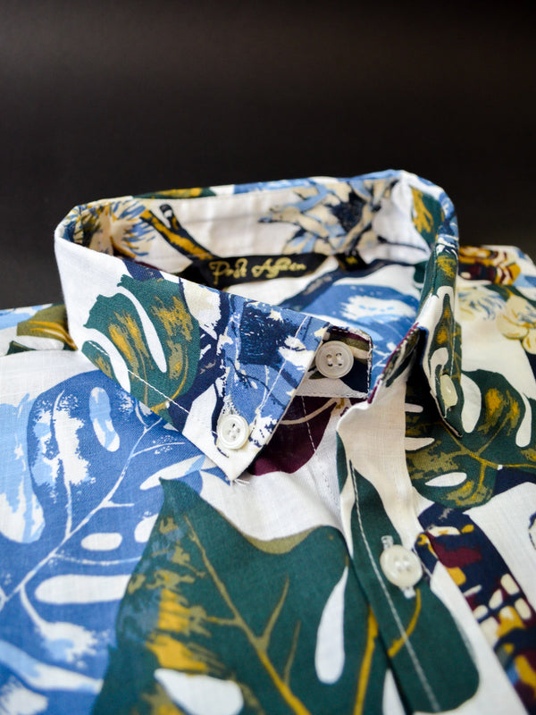 Holiday Print Casual Men's Shirt