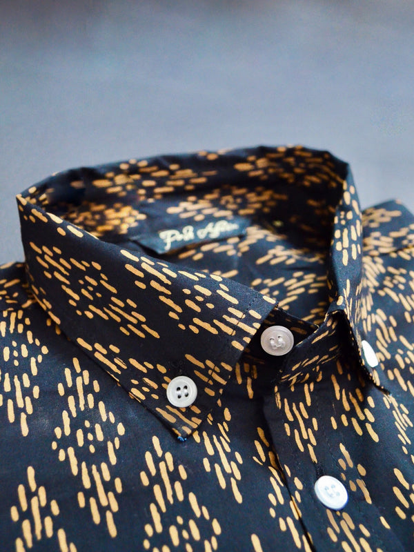 Sundaze Print Casual Men's Shirt