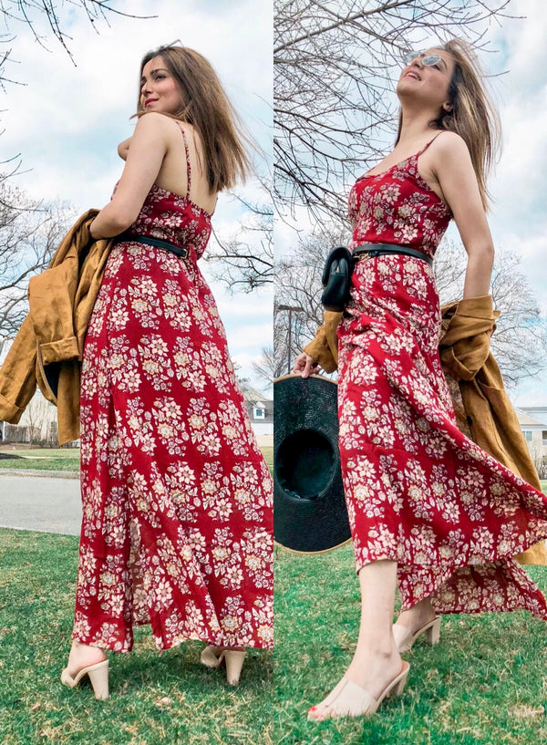 Floral Radley Maxi Dress