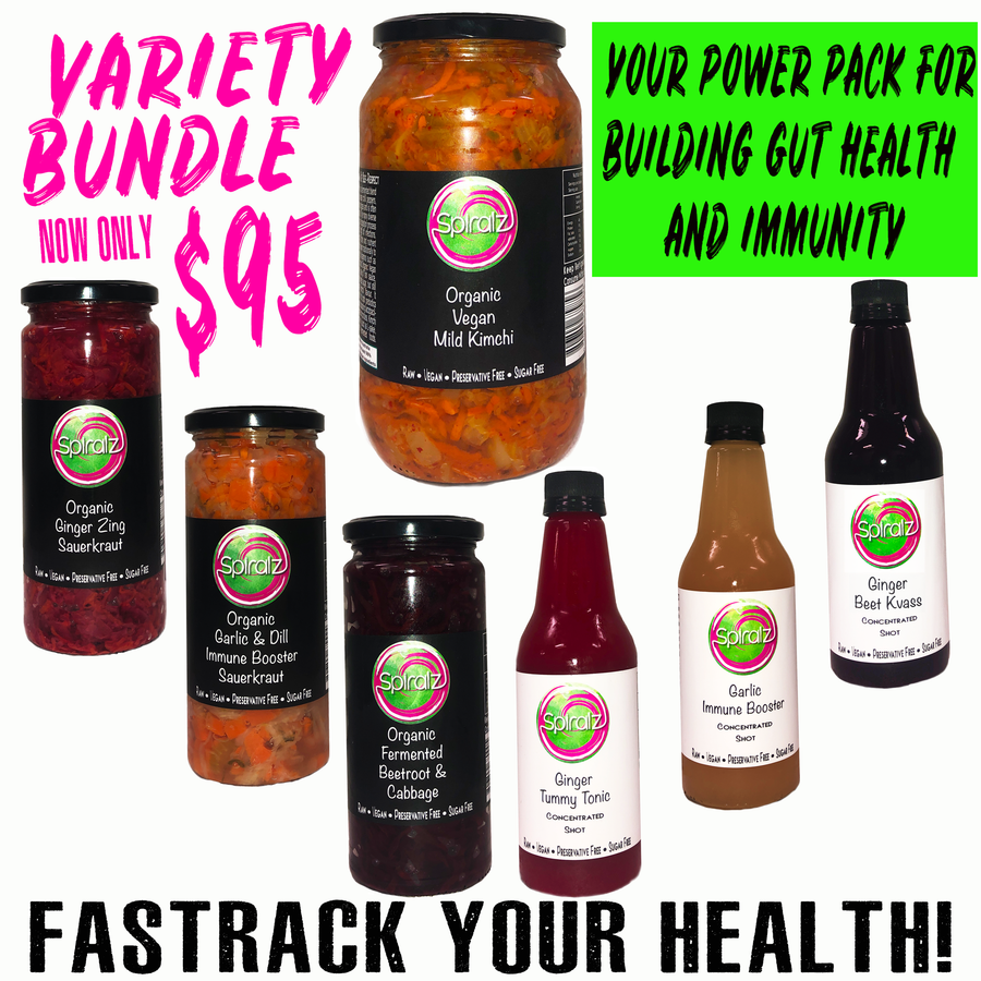 BIG GUT HEALTH BUNDLE - FREE SHIPPING