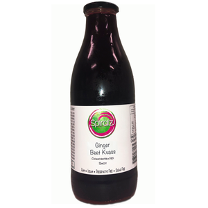 Spiralz Organic Concentrated Beet Kvass with Ginger