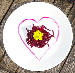 Spiralz Organic Fermented Beetroot & Cabbage