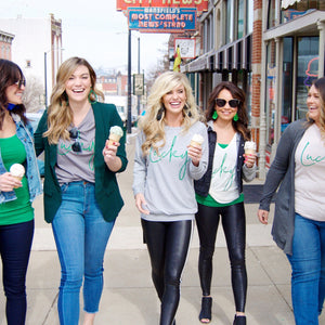 LUCKY YOU: ST. PATRICK'S DAY OUTFIT INSPIRATION!