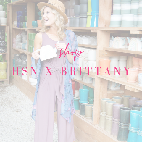 Brittany Humble x HSN Collections