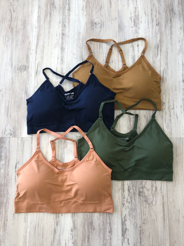 Cross Back Basic