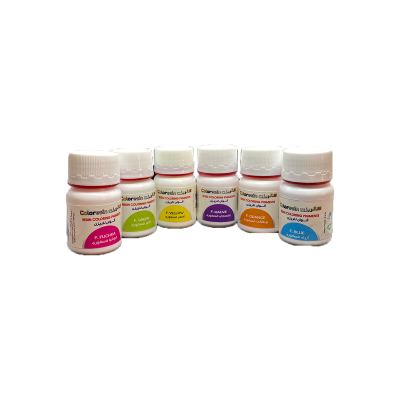 Phosphoric Resin Colors Pigments