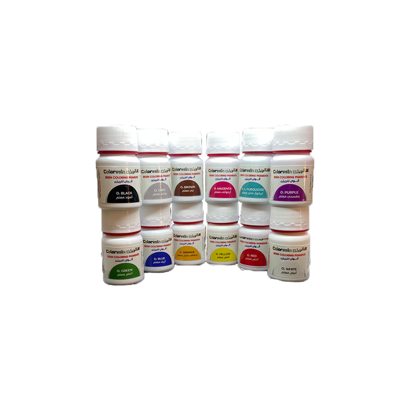 Opaque Resin Color Pigments
