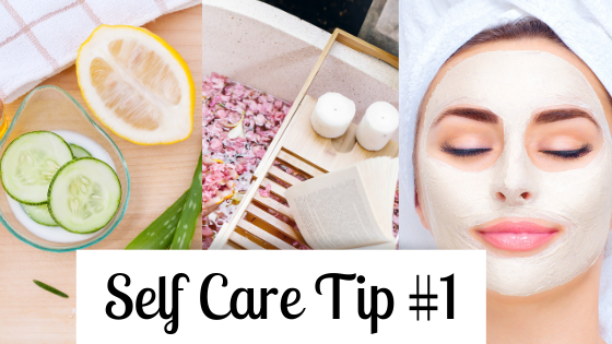Self Care Sundays: Tip #1- Take a Bath or Shower, Spa STYLE