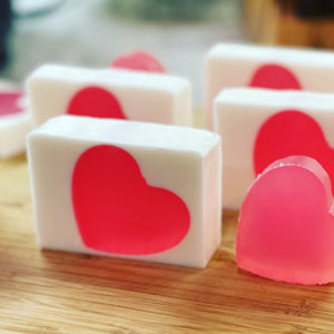 Be Mine Soap! (Restocked)