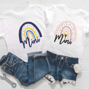 Mini Rainbow Tee (Toddler)