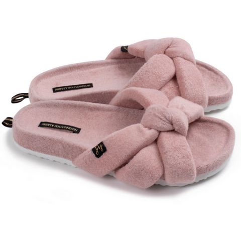 Ava Slipper Mauve
