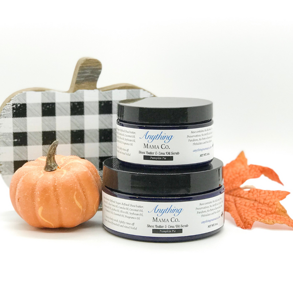 Pumpkin Pie Scrub