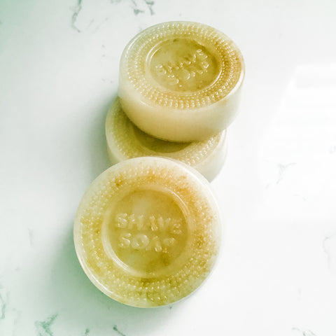Shave and A Haircut Soap Bar (Set of 2)