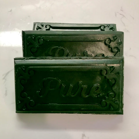 PURE Activated Charcoal Bar S/2
