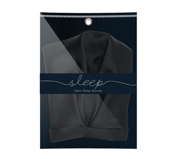 Satin Sleep Bonnet