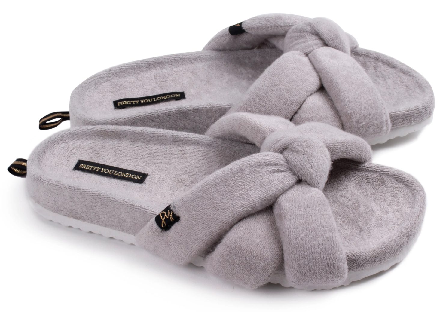Ava Slipper Grey