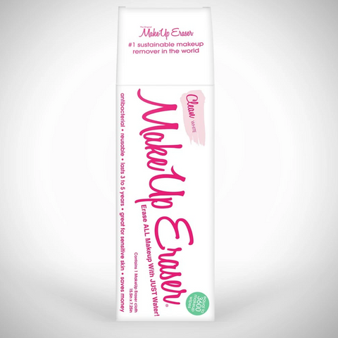Make-up Eraser Clean White