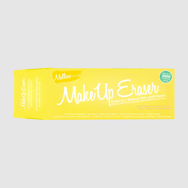 Mellow Yellow MakeUp Eraser