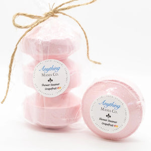 Grapefruit Shower Steamer 3 oz. (each)