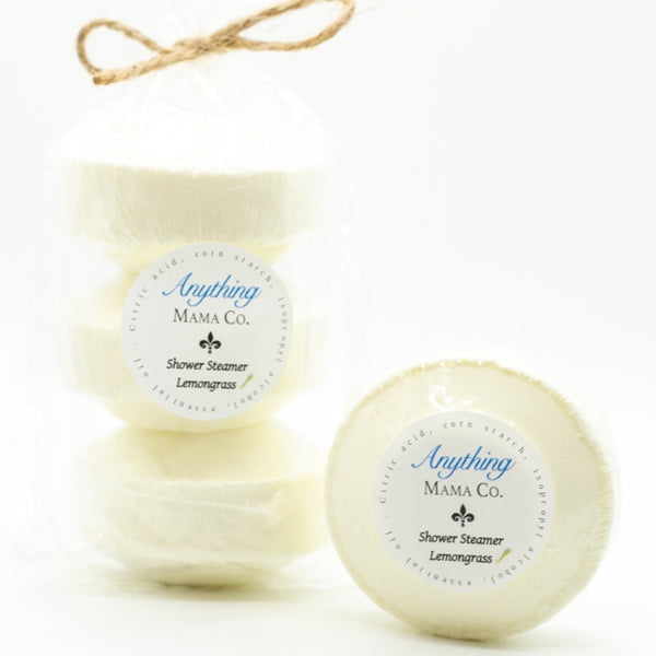 Lemongrass Shower Steamer 3 oz. (each)
