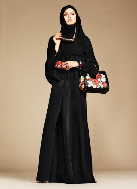 Dolce & Gabbana To Make Hijab and Abaya | TheHijabStore.com