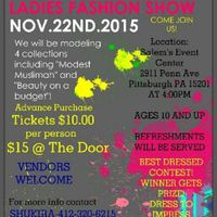 FALL FASHION AND HIJAB IN PITTSBURGH, NOV. 22, 2015 | TheHijabStore.com