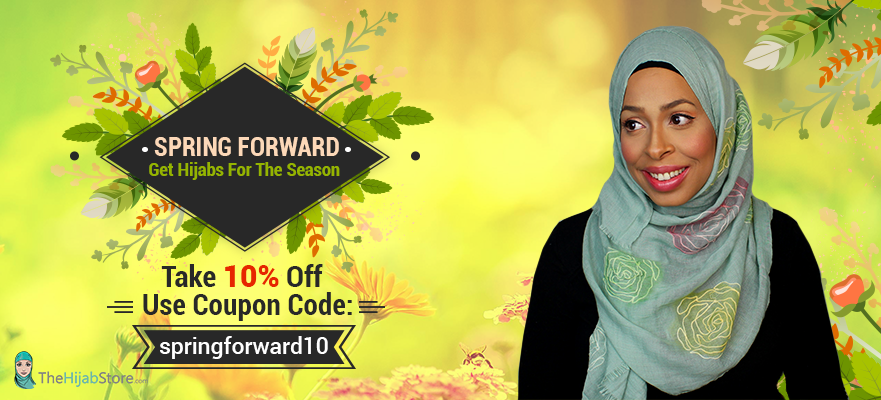 Get Your Hijab For Spring 2016 | TheHijabStore.com