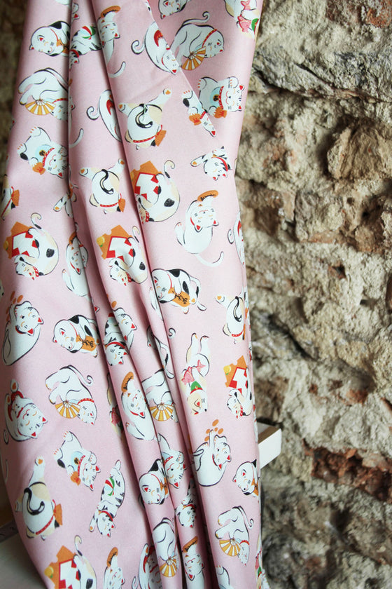 Exclusive Cotton Organic SF0012 - Manekineko
