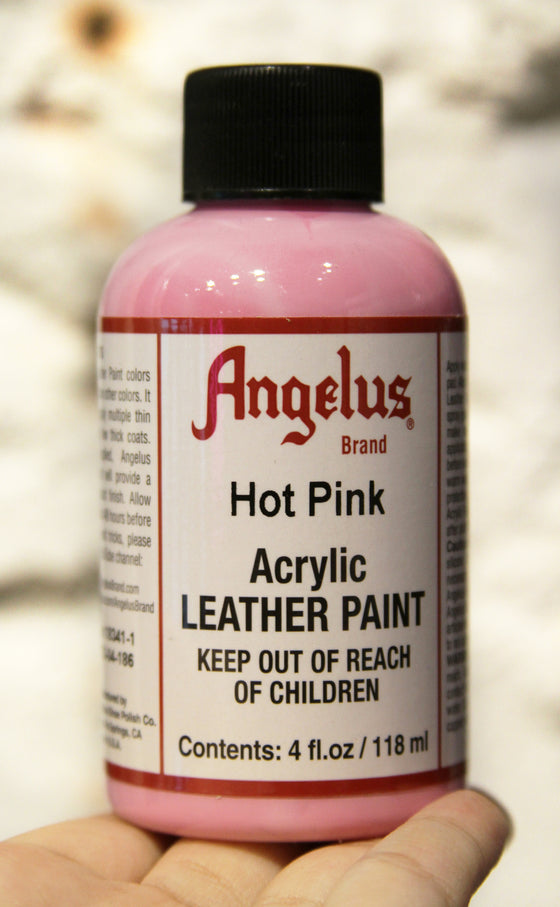 Angelus Leather Paint 4oz/118ml