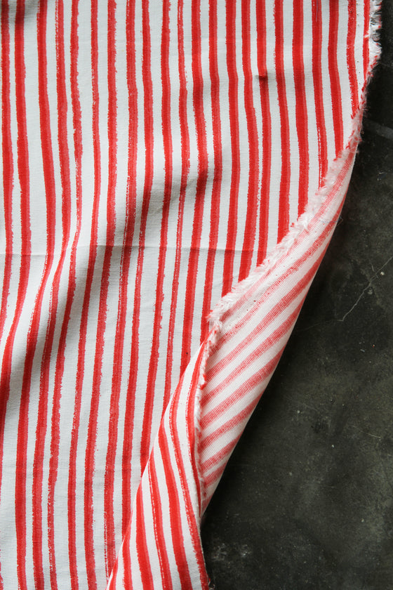 Printed Brushed Stripe KR0041