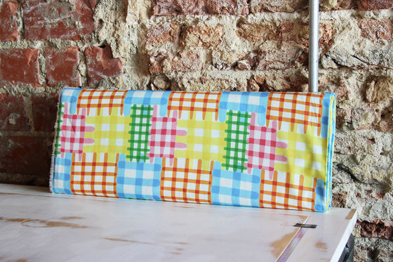 Exclusive Cotton Organic SF0022 - Candy Plaids