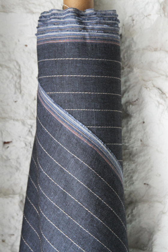 Jacquard Stripe Cotton CA0032
