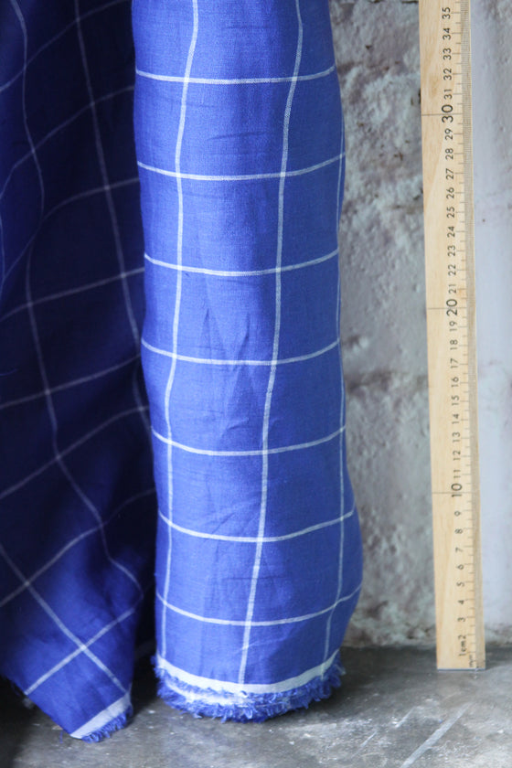Yarn Dyed Plaids Linen CA0008