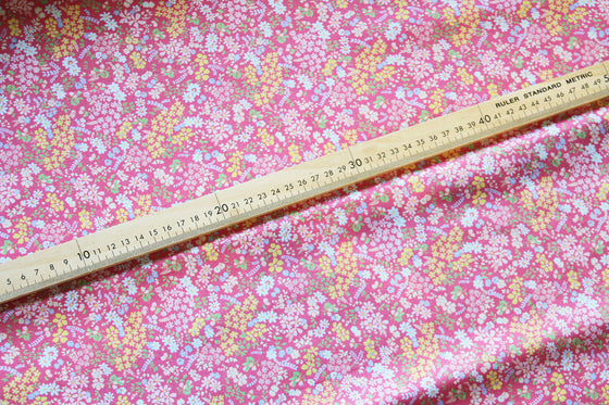 Exclusive Cotton Organic SF0017A - Lawn Pink