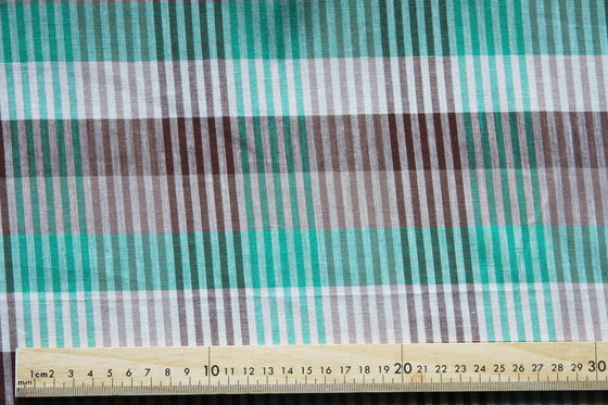 Yarn Dyed Checker Cotton CA0027