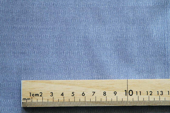 Printed Herringbone Cotton CA0018