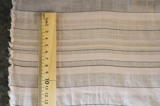 Jacquard Cotton Stripe KR0050